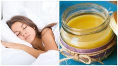 Un ungüento casero con propiedades relajantes nos puede ayudar a mejorar la calidad de sueño, sobre todo ante casos de insomnio. ¡No dejes de probarlo!