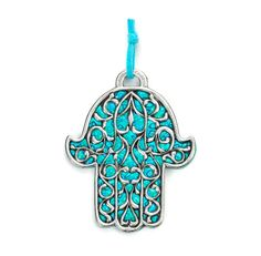 Hamsa Home Decore from Israel  Customizable  by FunWithMillefiori, $49.00