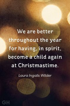 Festive Christmas Quotes Will Get You in the Holiday Spirit ASAP Laura Ingalls WilderLaura Ingalls Wilder Best Christmas Quotes, Christmas Fun, Holiday Sayings, Christmas Decorations, Country Christmas, Christmas Nails, Laura Ingalls Wilder, Funny Dating Quotes, Flirting Quotes