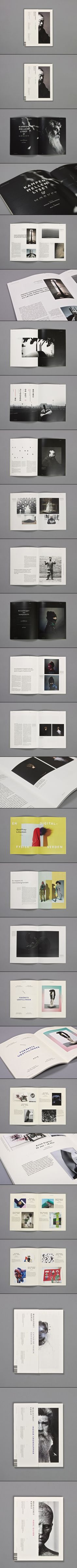 Experimental #Brochure #Magazine #Graphicdesign #Design #Portfolio #Vitae #Layout #Typography #Cover #Infobroschure