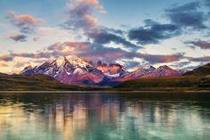 Torres del Paine | Chile [19201280] [OC] #reddit