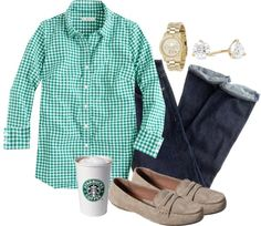 """""""Tomboy Casual"""" by tjmcd ❤ liked on Polyvore"""