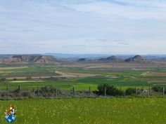 Aguilares View Point - Bardenas Reales (Spain)