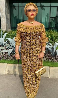 Nigerian Lace Styles Dress, African Lace Styles, Lace Dress Styles, Latest African Fashion Dresses, African Dresses For Women, Lady, Ankara, Kaftan Style, Vogue