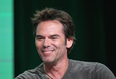 Billy Burke Photos - Actor Billy Burke speaks onstage at the 'Revolution' panel during day 4 of the NBCUniversal portion of the 2012 Summer TCA Tour held at the Beverly Hilton Hotel on July 2012 in Beverly Hills, California. The Beverly, Beverly Hills, Pll, Billy Burke, Living In La, Home Photo, Warner Bros, California, Tours