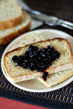 English Muffin Toaster Bread
