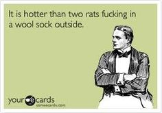 This explains the heat in Vegas quite nicely : )