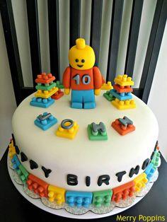 תוצאת תמונה עבור lego cake