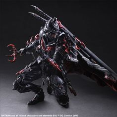 DC COMICS VARIANT PLAY ARTS -KAI- BATMAN™: TIMELESS – Bushido – Designed by HITOSHI KONDO | Square Enix Online Store