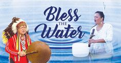 Please join us on the 22nd March 2017 - To bless our water on World Water Day. Bless the oceans/seas, rivers, waterfalls, lakes, ponds, water catchments, creeks, rain, underground water, dew, mist etc ..
