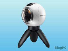 Câmera que faz vídeos para óculos de realidade virtual -http://www.blogpc.net.br/2016/07/Camera-que-faz-videos-para-oculos-de-realidade-virtual.html #Gear360