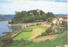 1980 SOTO DEL BARCO, ASTURIAS, SPAGNA - Il Castello - Soto del Barco