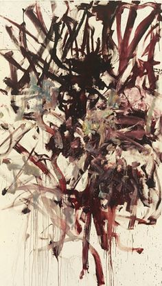 'Red Tree', 1976 - Joan Mitchell