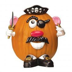 Mr. Potato Head Pirate Pumpkin Decorating Kit Toy Story