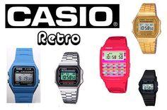 Retro Watches, Moda Vintage, Casio Watch, Collections, Women, Fashion, Best Watches, Accessories, Moda
