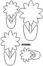 Fun children's learning activities, including printable templates, for preschool, kindergarten and elementary school kids.