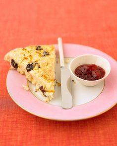 Cranberry-Orange Scones Recipe