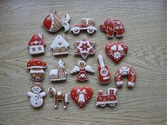 Vianočné medovníčky 2: