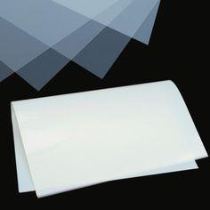 10Pcs A3 Clear Transparency Screen Printing Inkjet Printer Film Paper