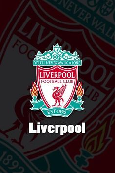 Liverpool F.C Logo Home Garden Flags Sports Fan Outdoor Flags Lfc Wallpaper, Liverpool Fc Wallpaper, Liverpool Wallpapers, Iphone Wallpaper, Liverpool Logo, Liverpool Football Club, Liverpool Fc Champions League, Liverpool You'll Never Walk Alone, Red Day