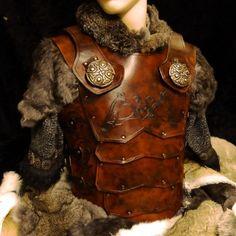 Tribesman Leather Body Armor