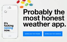 Authentic Weather #appstowatch