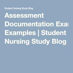 Nursing Notes Documentation Examples  Google Search  Nursing
