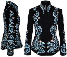 Lisa Nelle Show Clothing — 5th Ave. Showmanship Jacket L