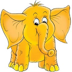 All Baby Elephant Cartoon Images Are On A Transparent Background Elephant Cartoon Images, Baby Elephant Pictures, Elephant Facts, Funny Elephant, Elephant Elephant, Baby Elephant Clipart, Cartoon Drawings, Animal Drawings, Elephant Colour