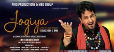 """Pind Productions & MBD Group Presents """"The Jogiya"""": Live-in Detroit"""