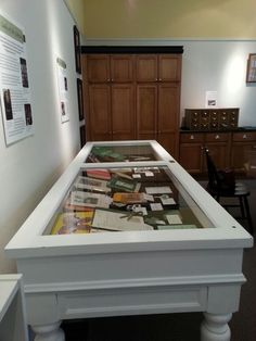 Exhibit case. Dublin Library, Exhibit, Museum, Ideas, Thoughts, Museums