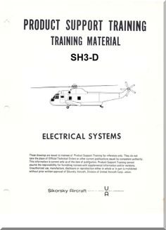 Vought Sikorsky OsU Aircraft Flight Handbook Manual  Aircraft