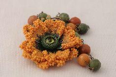 Осенняя мелодия | biser.info - всё о бисере и бисерном творчестве