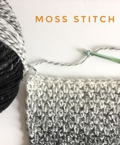 I have found a fool-proof-straight-edge-stitch!         I'm excited to share, although, I do know probably many, many, crocheters know th...