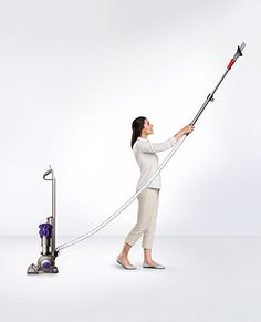 AmazonSmile: Dyson DC50 Ball Compact Animal Upright Vacuum Cleaner, Iron/Purple - Corded: Home & Kitchen