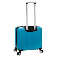 Rockland BF30 Pelican Hill Rolling Laptop Case - Your favorite business travel…