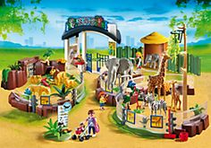 Le zoo PLAYMOBIL® France