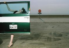 vintage everyday: Gorgeously Surreal Fashion Photography by Guy Bourdin During the 1970s