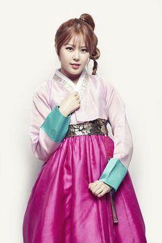 HIGH.D 》New Year Hanbok
