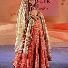 See over 60 Indian bridal lehenga on t today's post and find inspiration/your wedding outfit #desibride #indianfashion #desifashion #wedstagram #bridaljewelry #desi  #desiglam #Indianclothes #indianjewelry #potd #happy #weddingtraditions