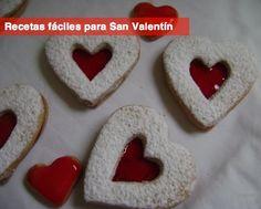 Mis recetas - Blog: Recetas fáciles para San Valentín
