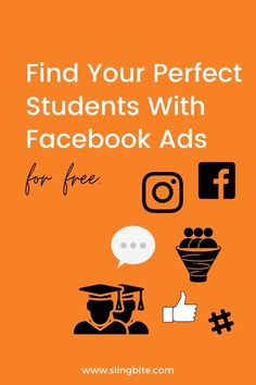If you own an education or tutorial business, then this #FacebookAds blog is for you.