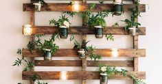 DIY and crafts, Balconies and Pallets on Pinterest
