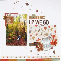 Fall layouts with Ph
