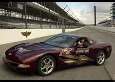 2002 Chevrolet Corvette Indy 500 Pace Car