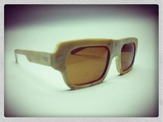 Smith & Norbu -Exceptional unpolished white Buffalo Horn sunglasses -preview Pitti Summer 2013 Horns, Buffalo, Frames, Sunglasses, Summer, Summer Time, Summer Recipes, Horn, Crescent Rolls