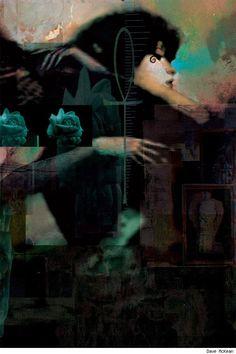 A portrait of Death- Neil Gaiman's The Sandman