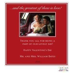 Valentine Digital Photo Card