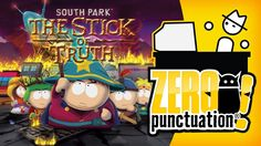 SOUTH PARK: THE STICK OF TRUTH - YES THERE REALLY WERE CRYING KOALAS (Ze...