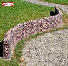 Le mur en gabion :  un choix idéal pour aménager le jardin
